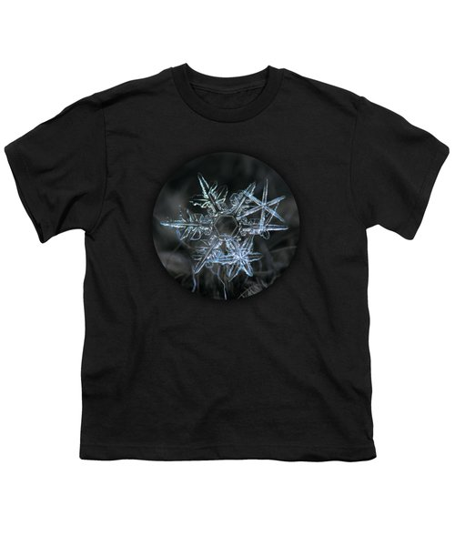 Snowflake Of 19 March 2013 Youth T-Shirt