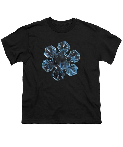 Snowflake Photo - The Core Youth T-Shirt