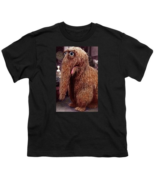 Snuffleupagus Youth T-Shirt