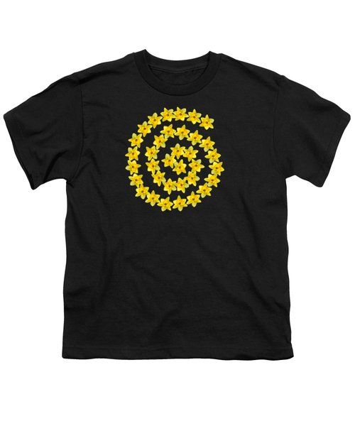 Spiral Symbol Youth T-Shirt