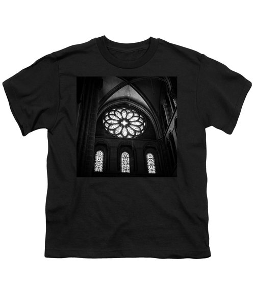 Stained Glass, St.peter's Cathedral Youth T-Shirt