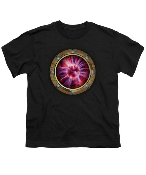 Star Gateways By Pierre Blanchard Youth T-Shirt