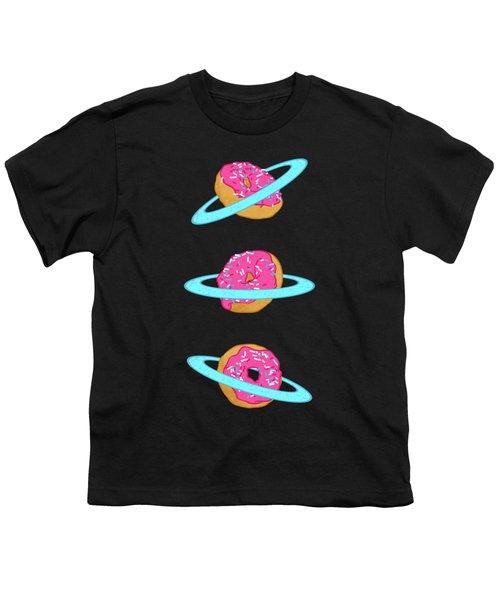 Sugar Rings Of Saturn Youth T-Shirt