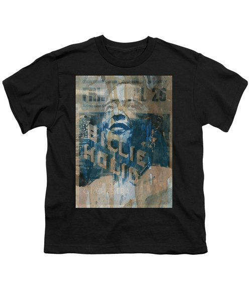 Summertime Youth T-Shirt by Paul Lovering