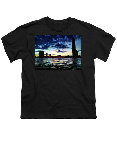Sunset From The Boat On The Way To Youth T-Shirt