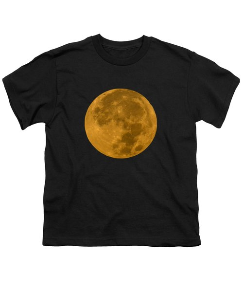 Super Moon Monday Youth T-Shirt