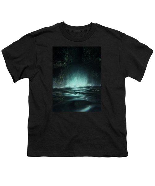 Surreal Sea Youth T-Shirt by Nicklas Gustafsson