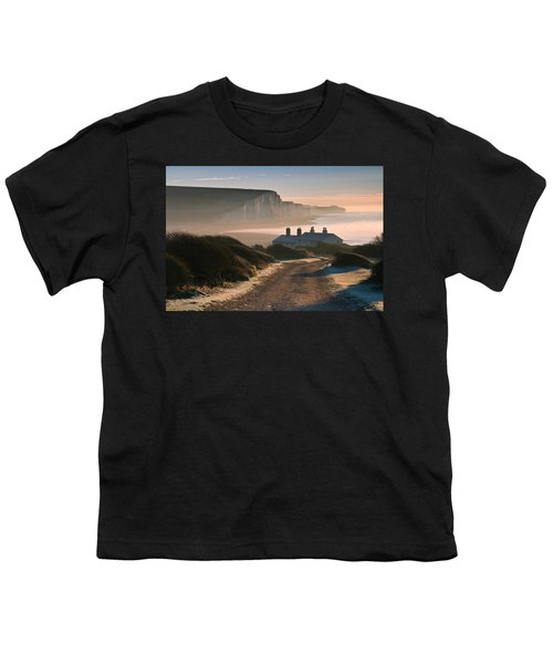 Sussex Coast Guard Cottages Youth T-Shirt