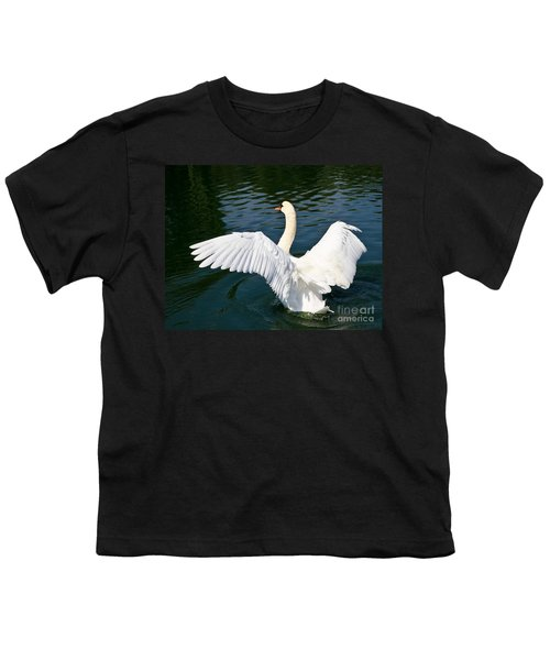 Swan Moment Youth T-Shirt