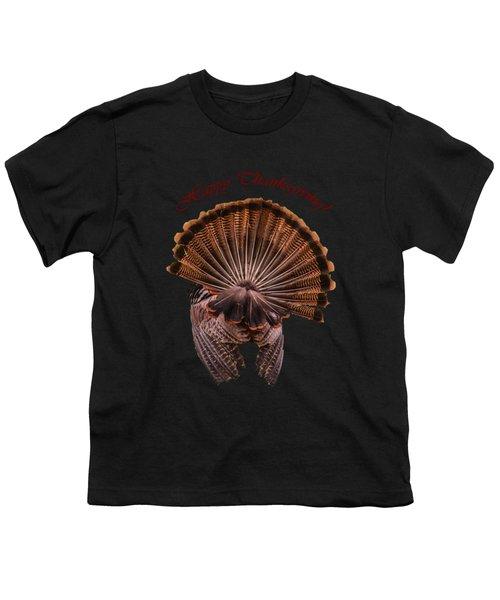Thanksgiving Turkey Youth T-Shirt