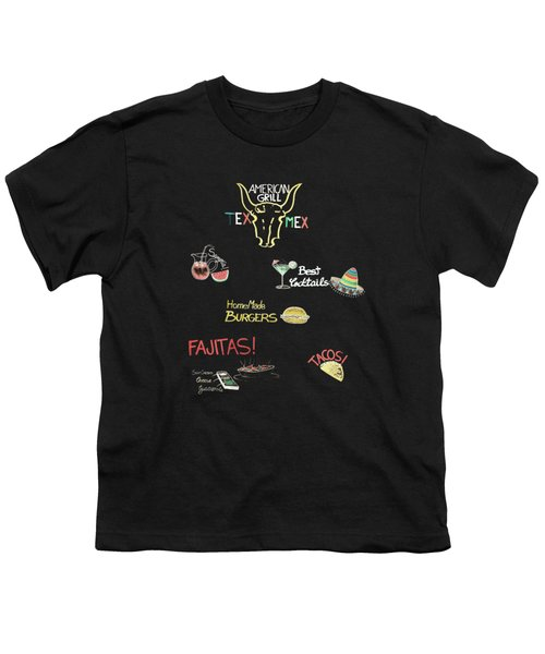 The American Grill Youth T-Shirt
