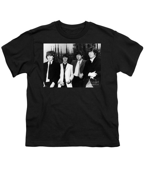 The Beatles, 1960s Youth T-Shirt by Granger