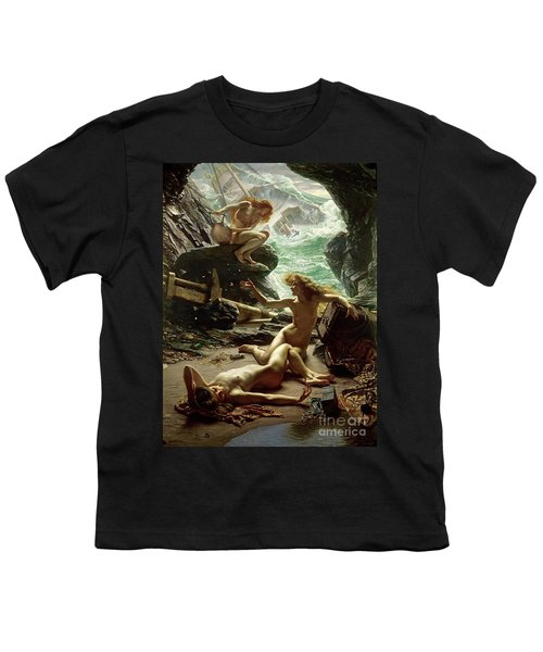 The Cave Of The Storm Nymphs Youth T-Shirt