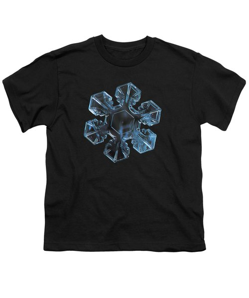 The Core, Panoramic Version Youth T-Shirt