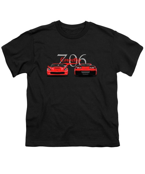 The Corvette Z06 Youth T-Shirt