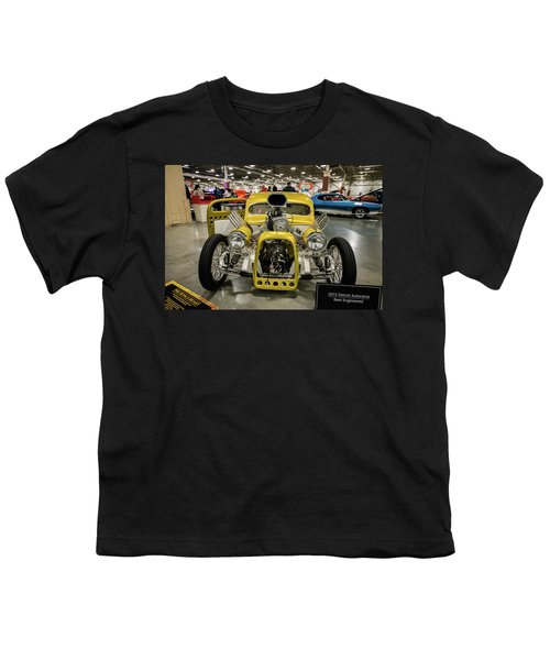 Youth T-Shirt featuring the photograph The Devils Beast by Randy Scherkenbach