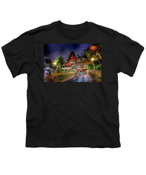 The Enchanted Tiki Room Youth T-Shirt