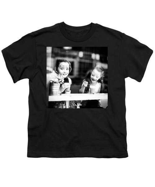 The Girls At Bean There Coffee Shop Youth T-Shirt