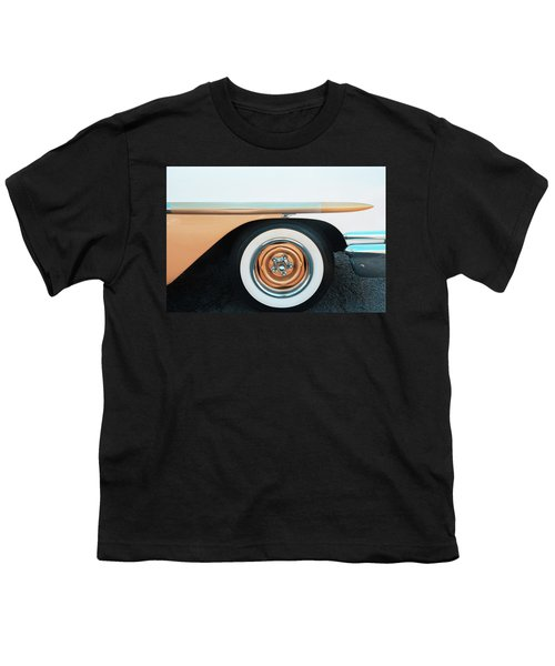 The Golden Age Of Auto Design Youth T-Shirt