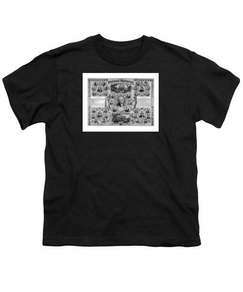 The Great National Memorial Youth T-Shirt