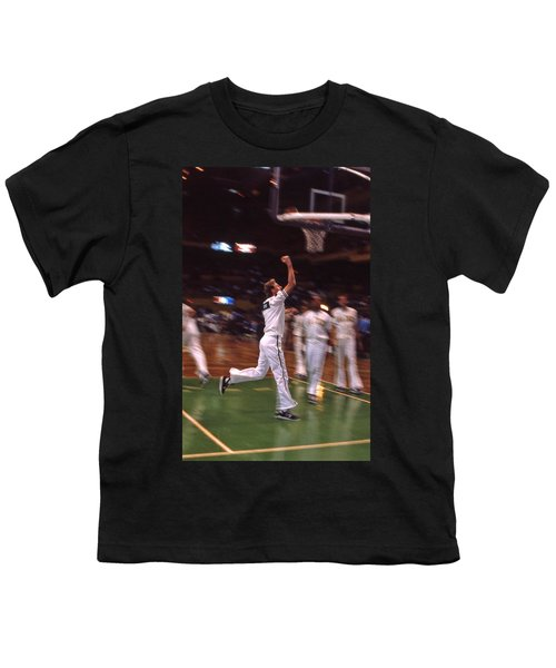 The Hick From French Lick Youth T-Shirt by Mike Martin
