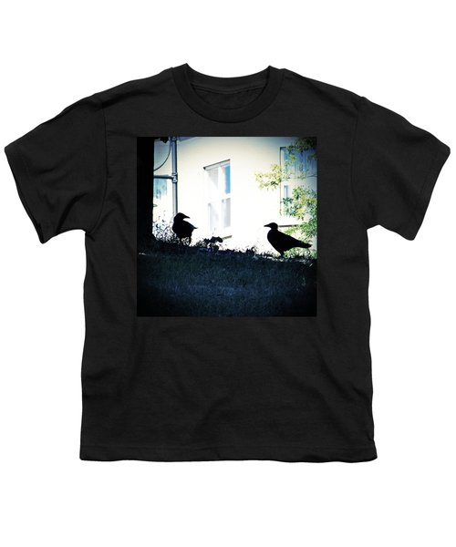 The Hitchcock Moment Youth T-Shirt