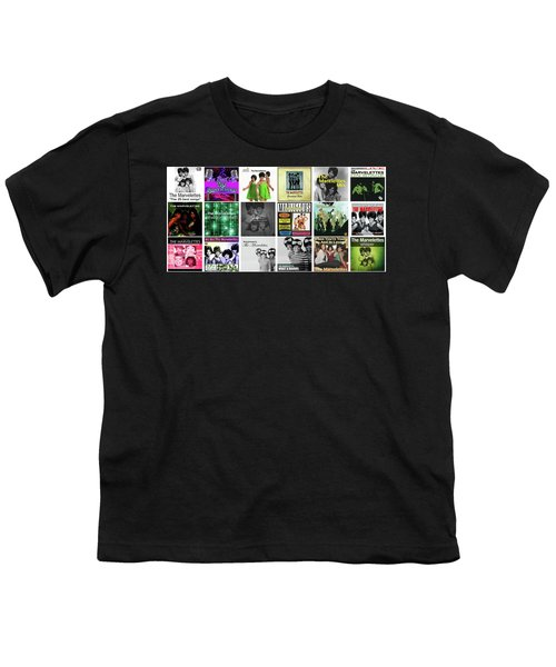 The Marvelettes 3 Youth T-Shirt