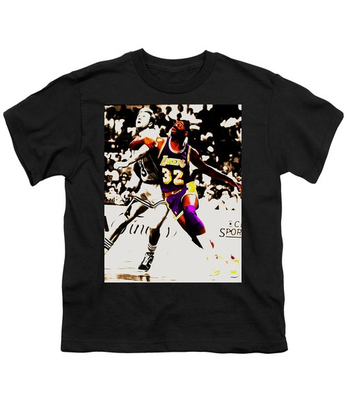 The Rebound Youth T-Shirt by Brian Reaves