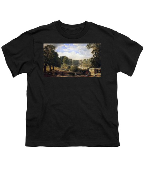 The Serpentine Youth T-Shirt by Jasper Francis Cropsey