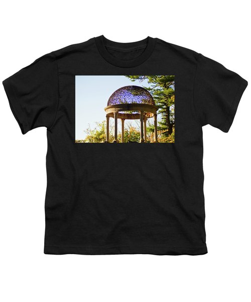 The Sunny Dome  Youth T-Shirt by Jose Rojas
