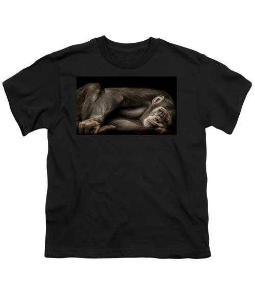 The Teenager Youth T-Shirt by Paul Neville