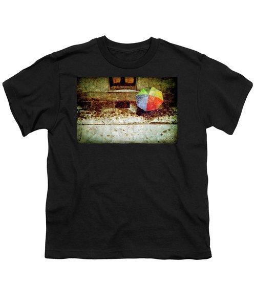 The Umbrella Youth T-Shirt by Silvia Ganora