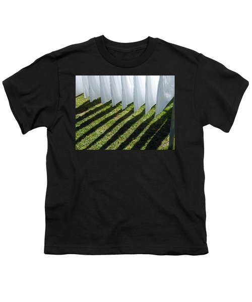 The Washing Is On The Line - Shadow Play Youth T-Shirt