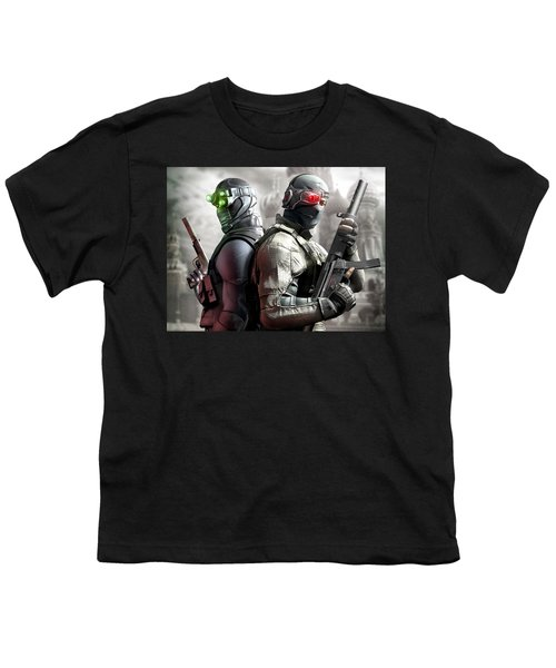 Tom Clancy's Splinter Cell Conviction Youth T-Shirt