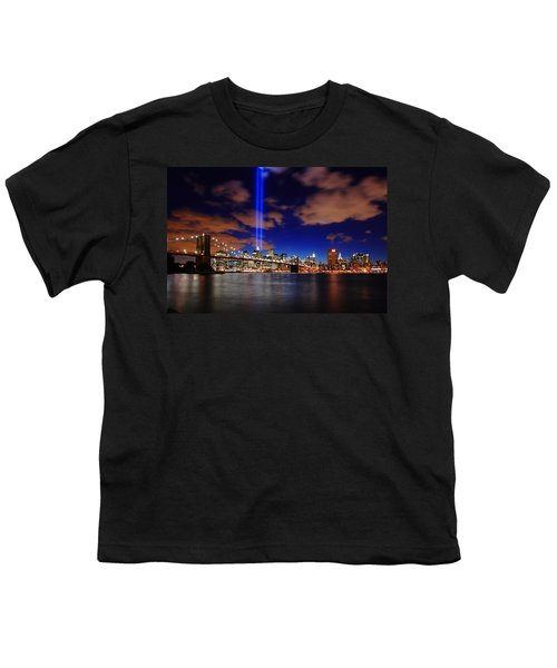 Tribute In Light Youth T-Shirt