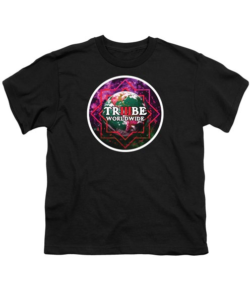 Triiibe Worldwide By Lorcan Youth T-Shirt