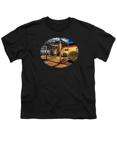Van Duzer Vineyards Youth T-Shirt by Thom Zehrfeld
