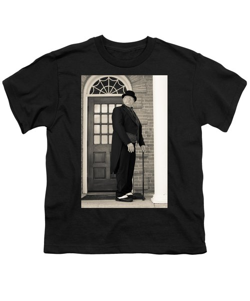 Victorian Dandy Youth T-Shirt