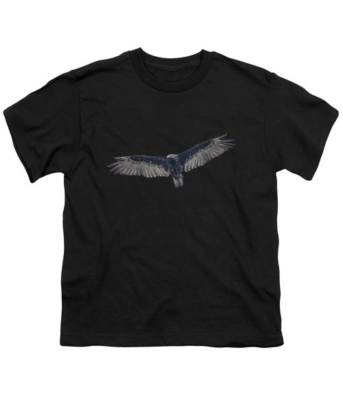 Vulture Over Olympus Youth T-Shirt