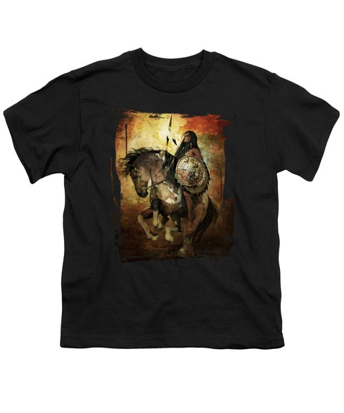 Warrior Youth T-Shirt