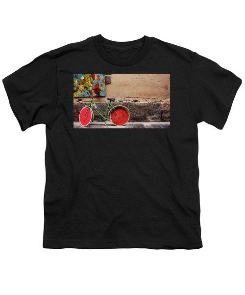 Watermelon Wheels Youth T-Shirt