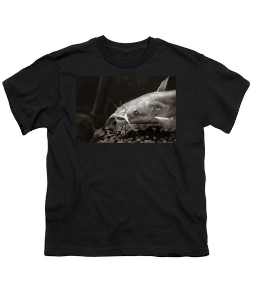 White Cat Youth T-Shirt