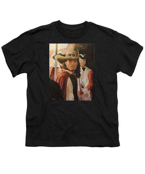 Will Turner Youth T-Shirt by Caleb Thomas