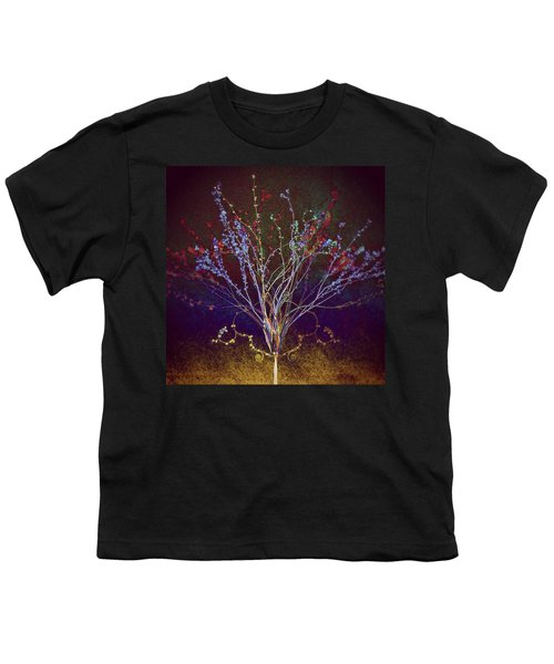 Wisdom Does Not Show Itself Youth T-Shirt