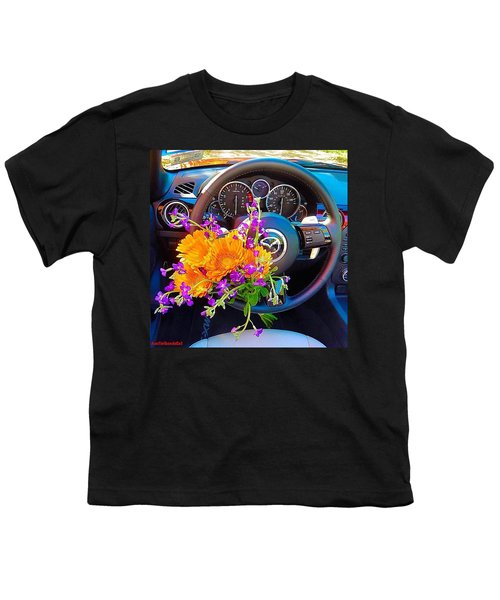 Wonderful #topdown Weather In Youth T-Shirt