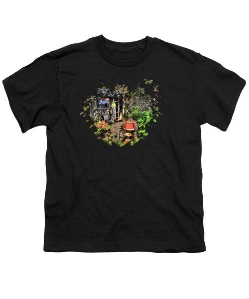 Yesterdays Memories Youth T-Shirt