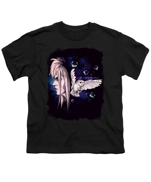 As The World Falls Down Youth T-Shirt