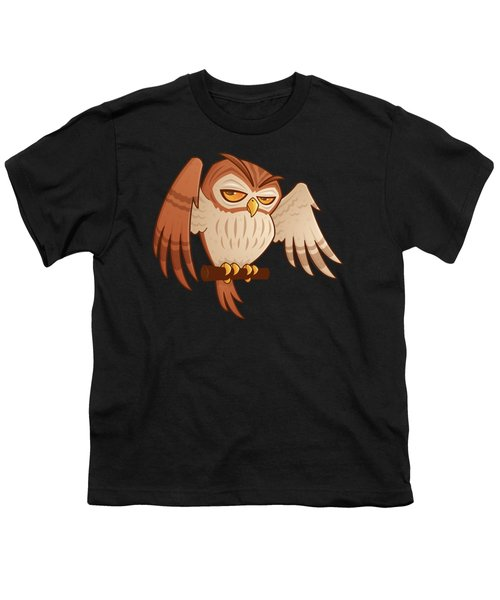 Mister Owley Youth T-Shirt