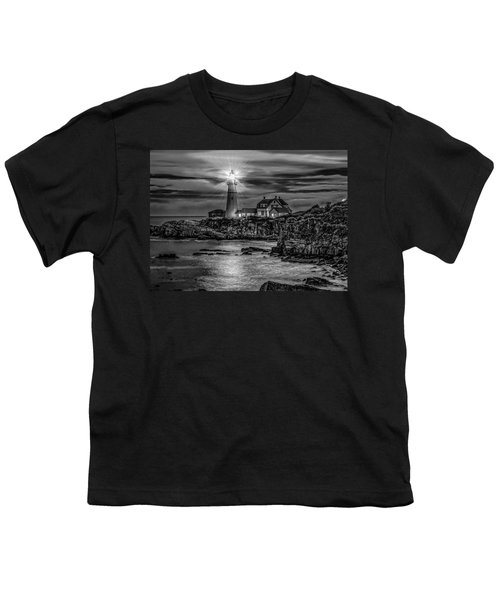 Portland Lighthouse 7363 Youth T-Shirt