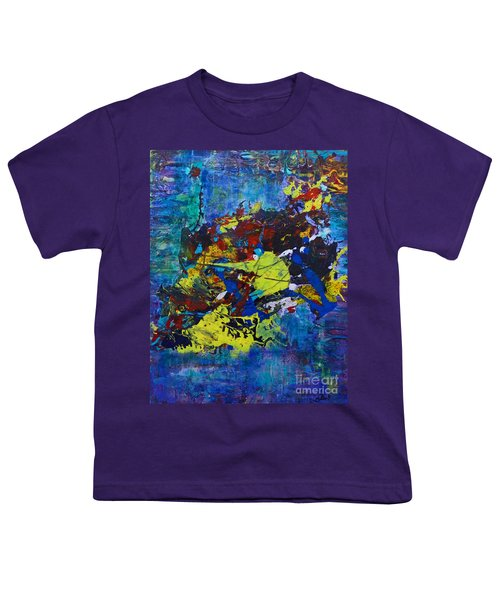 Abstract Fish  Youth T-Shirt